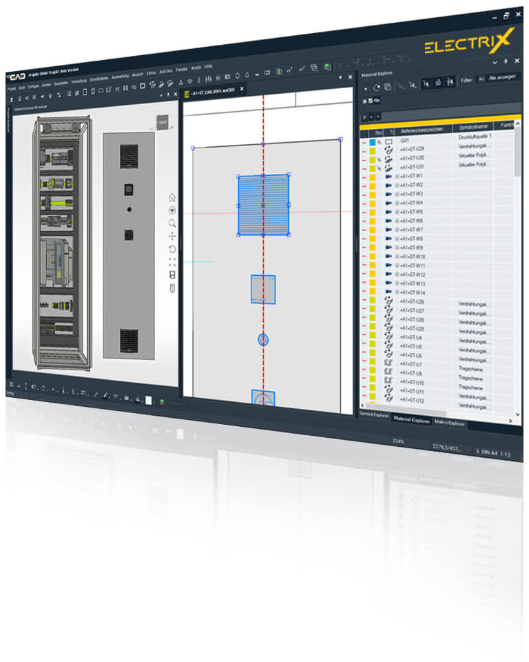 Elektro-CAD der neuen Generation