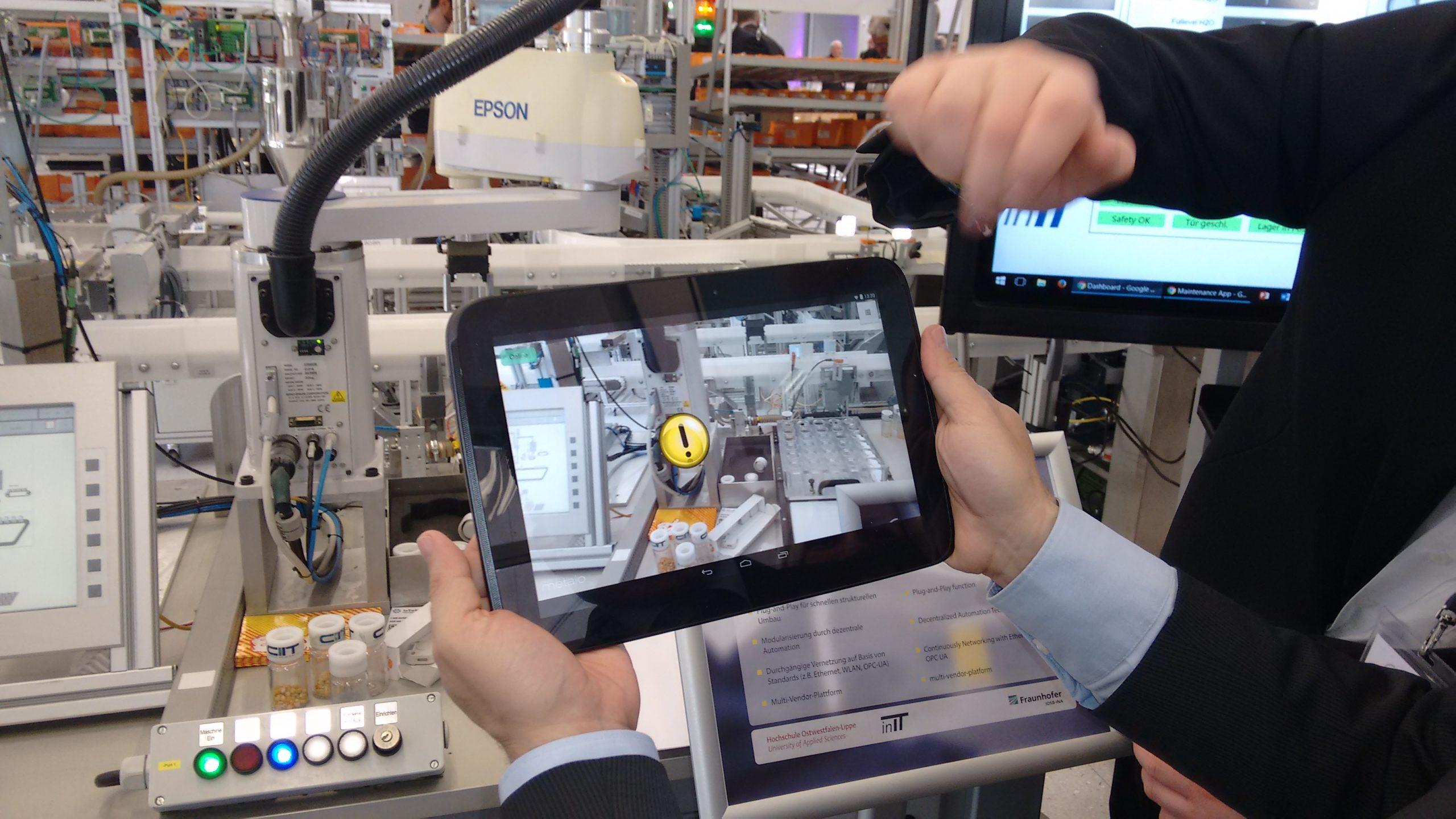 Mittelstand-Digital Zentrum Ruhr-OWL hilft Unternehmen bei Digitalisierung