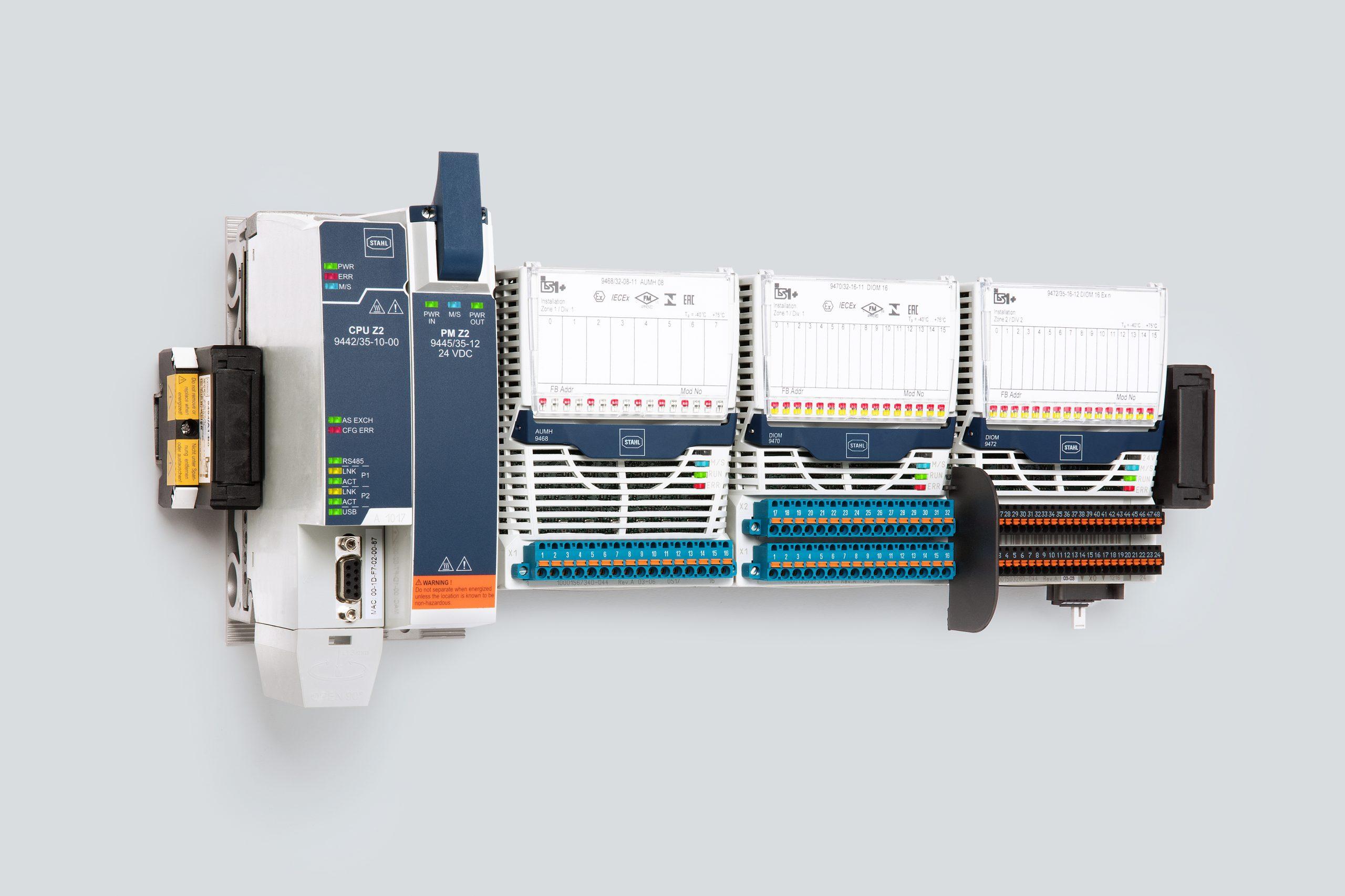 Edge Gateway mit OPC-UA-Anbindung