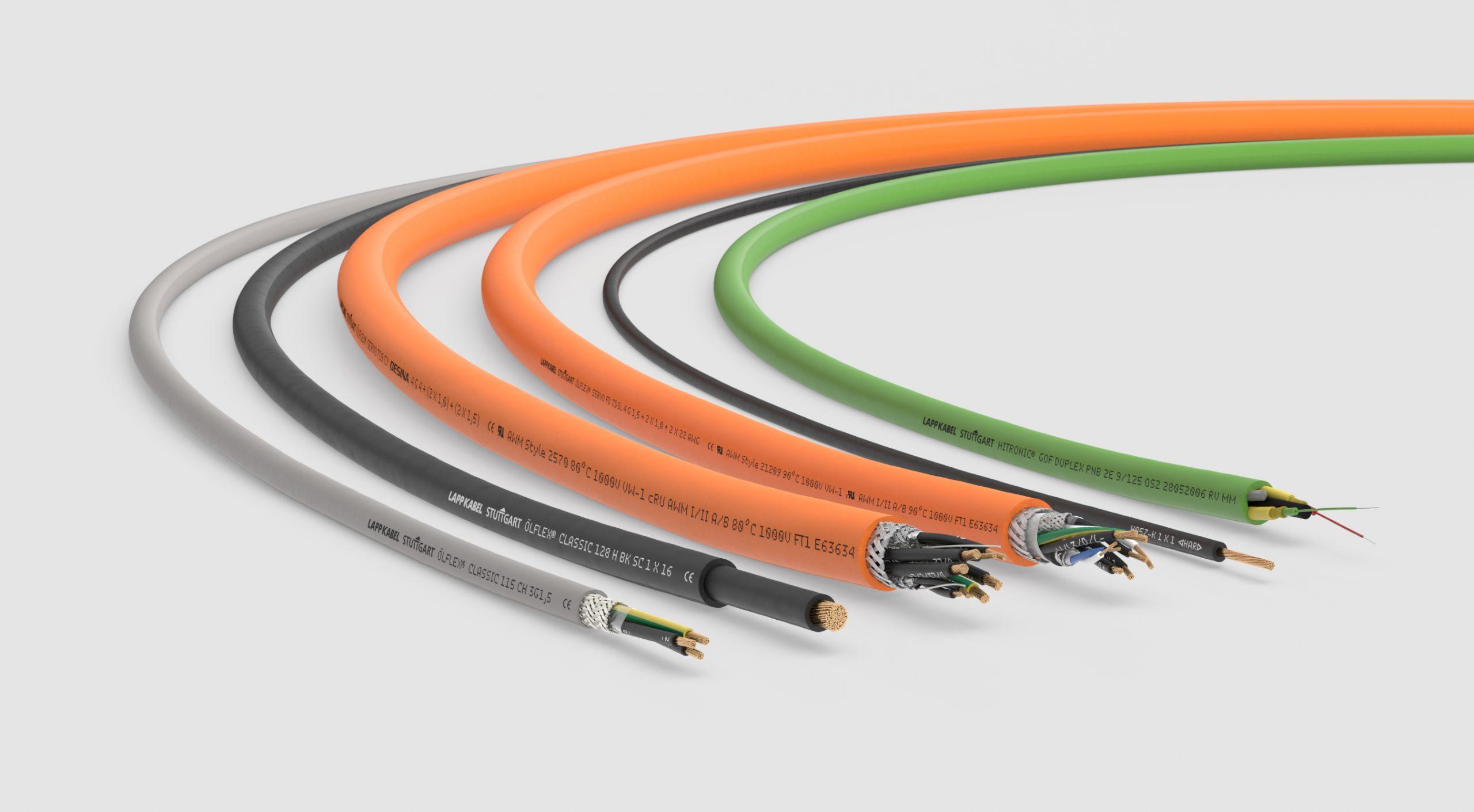 Glasfaserleitungen für Profinet-Netzwerke