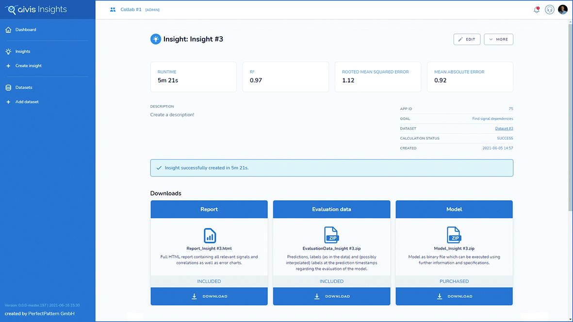 KI-Tool Aivis als kostenlose Basisversion