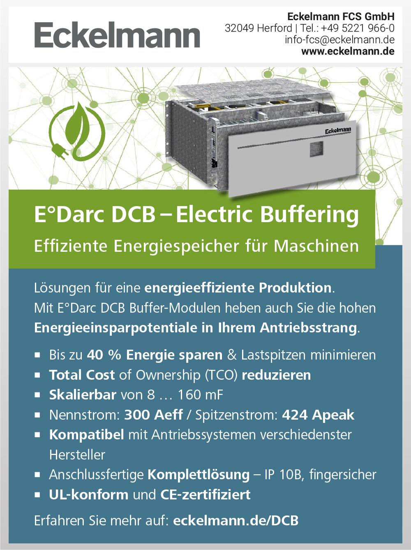 Produktübersicht – Eckelmann FCS GmbH