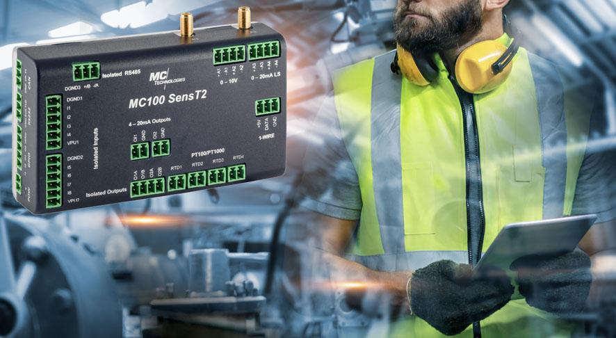 Condition Monitoring via MC100