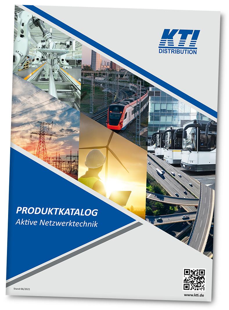 Neuer Produkt-Katalog von KTI  2021