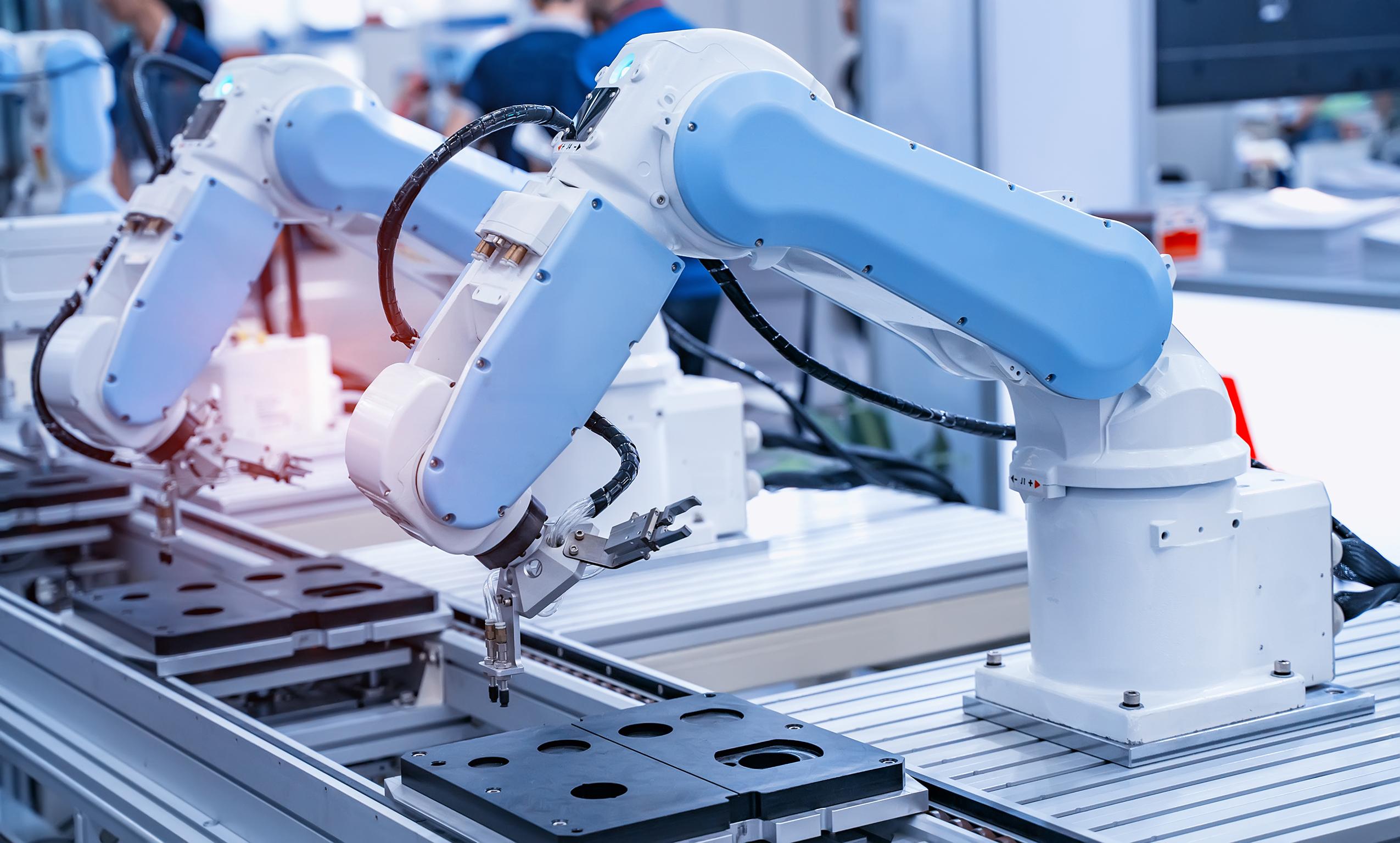 Neuer Drive für die Robotik