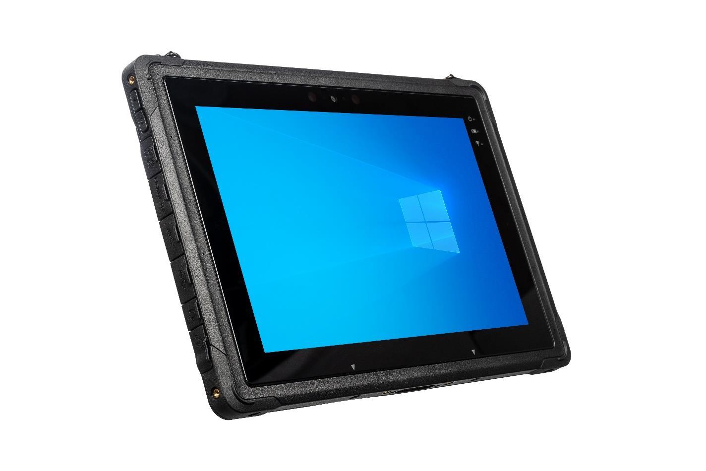 Vollrobustes Tablet für den Outdoor-Einsatz