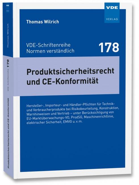 Produktsicherheitsrecht und CE-Konformität