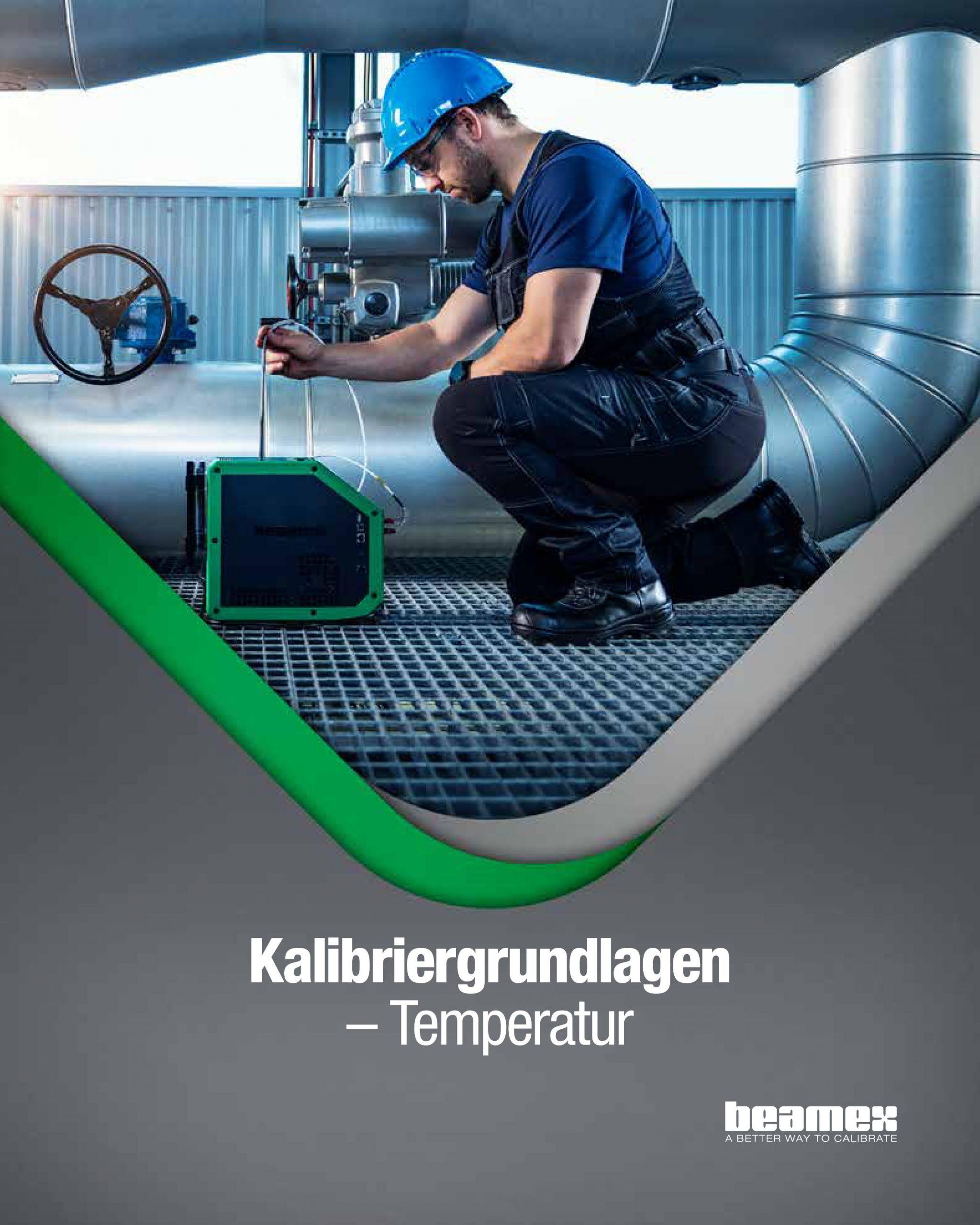 eBook: Kalibriergrundlagen – Temperatur