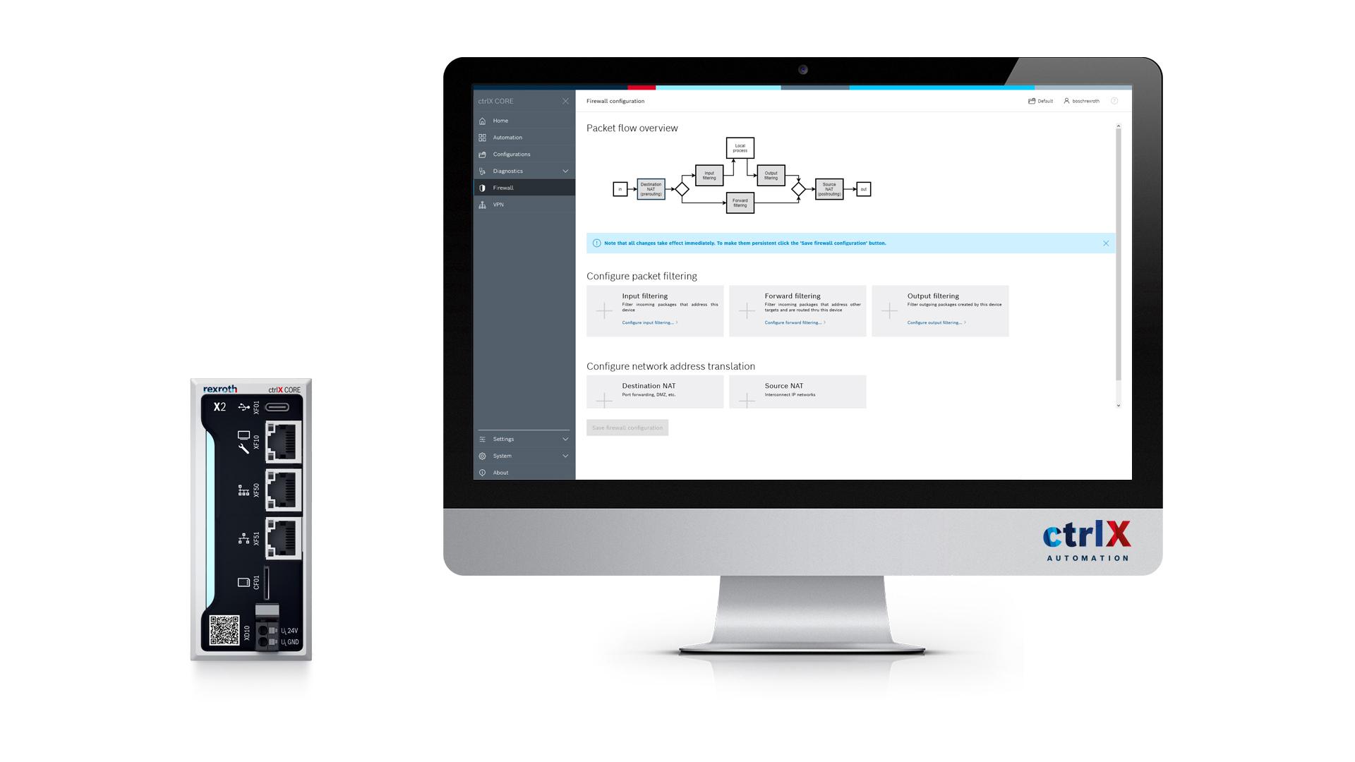 Steuerungstechnik, IT und IoT sicher verbinden