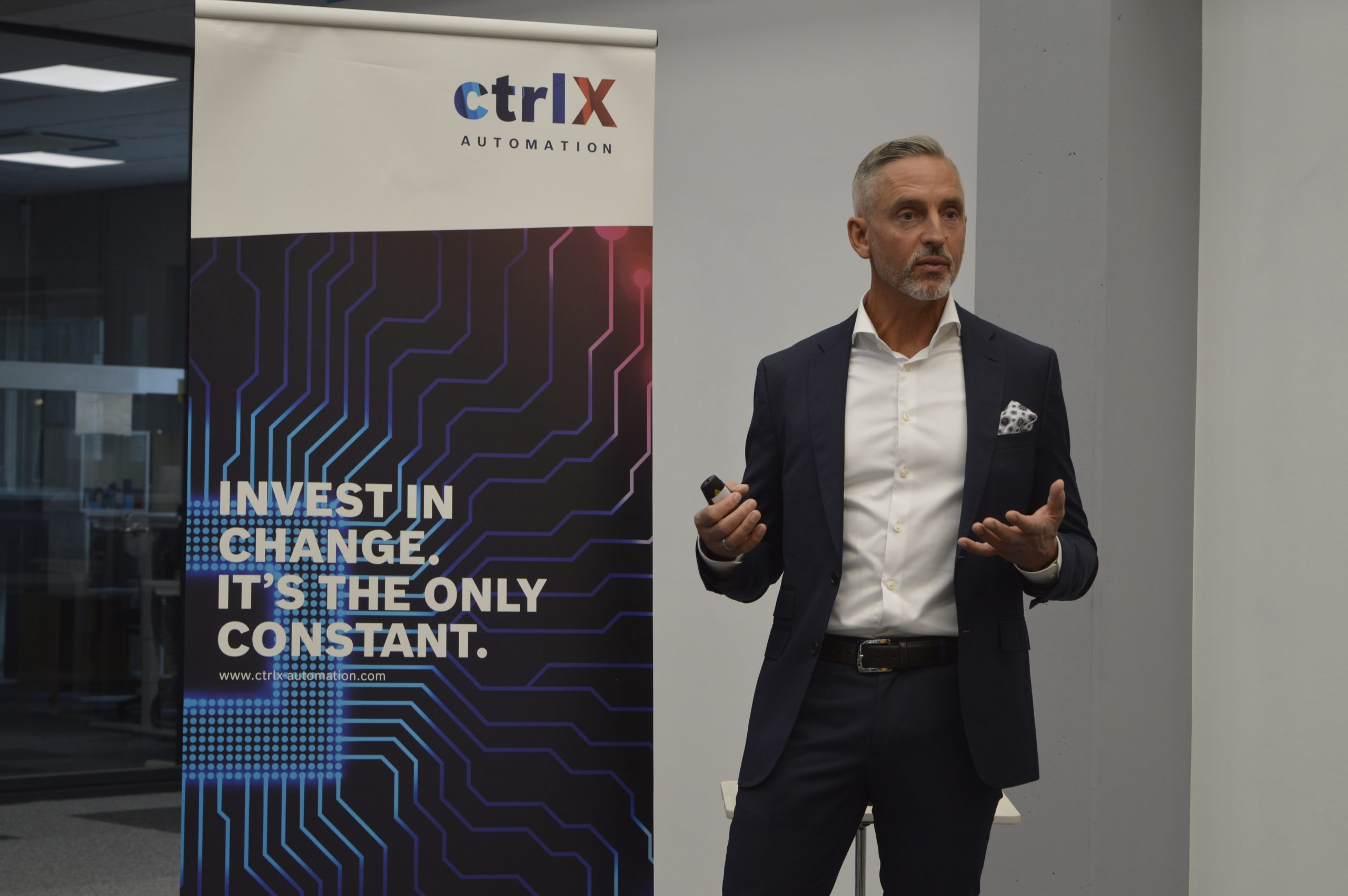 Rexroth-Partnerprogramm wächst