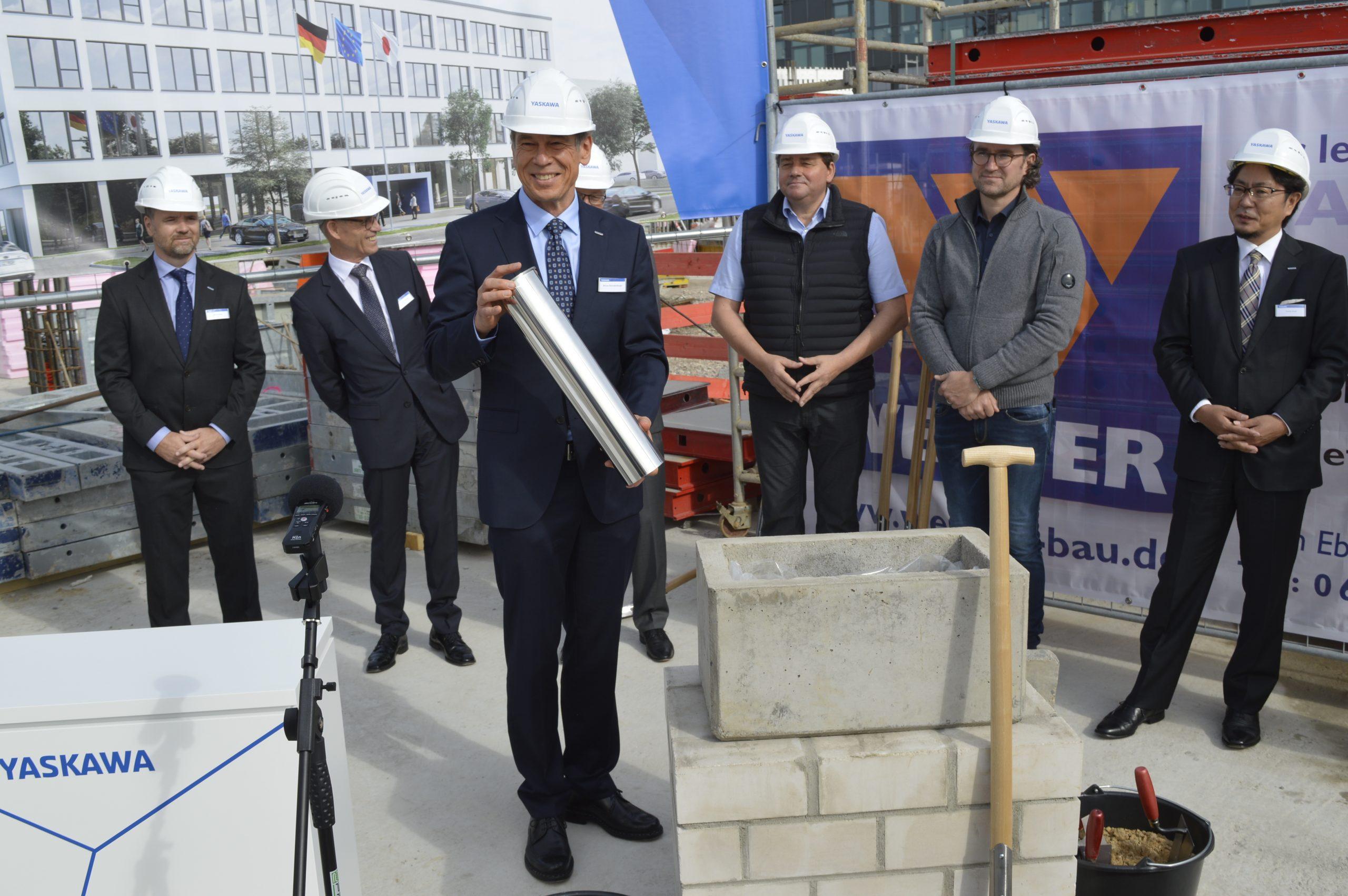 Yaskawa: Neue Europa-Zentrale