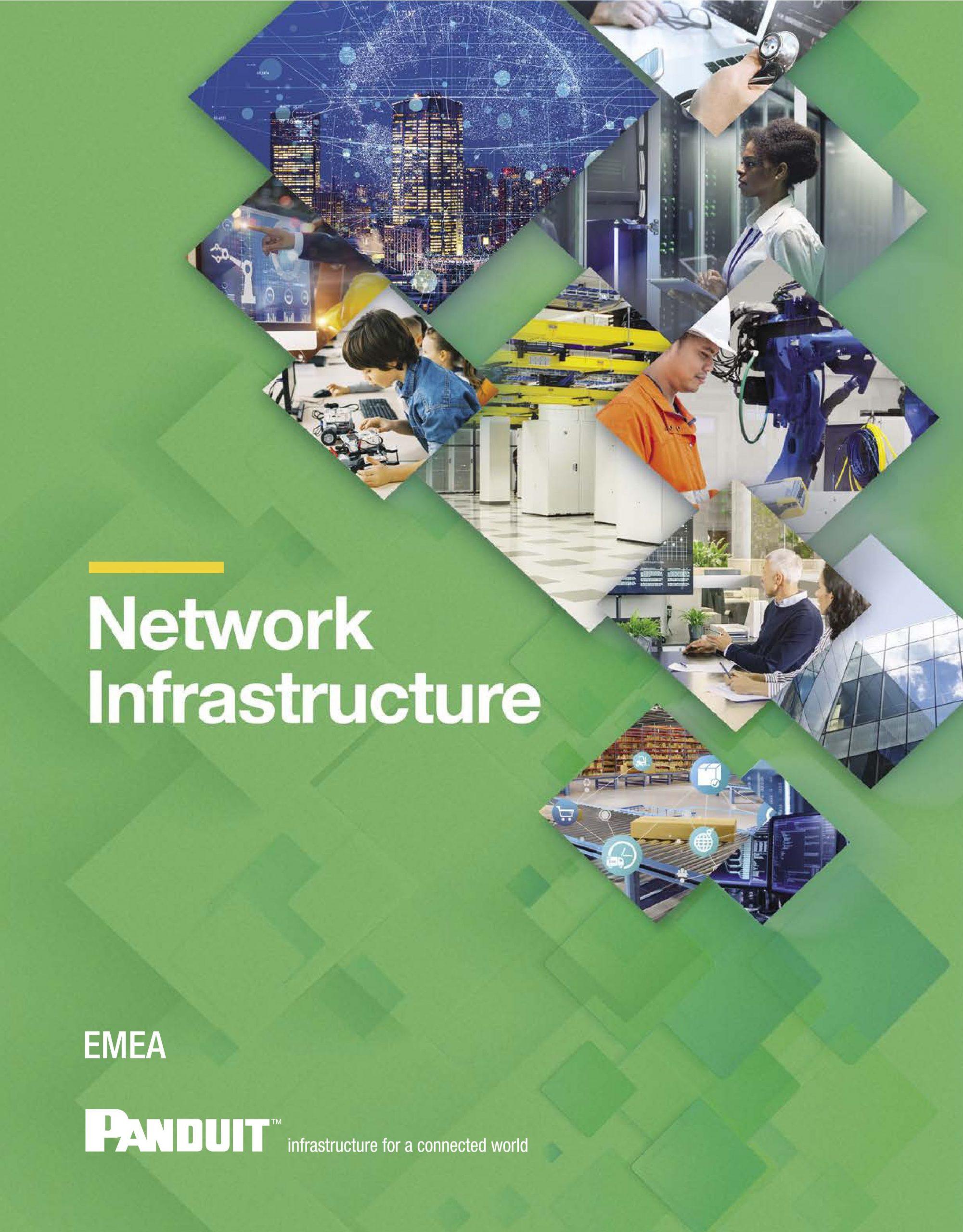 EMEA Netzwerkinfrastruktur Katalog 2021