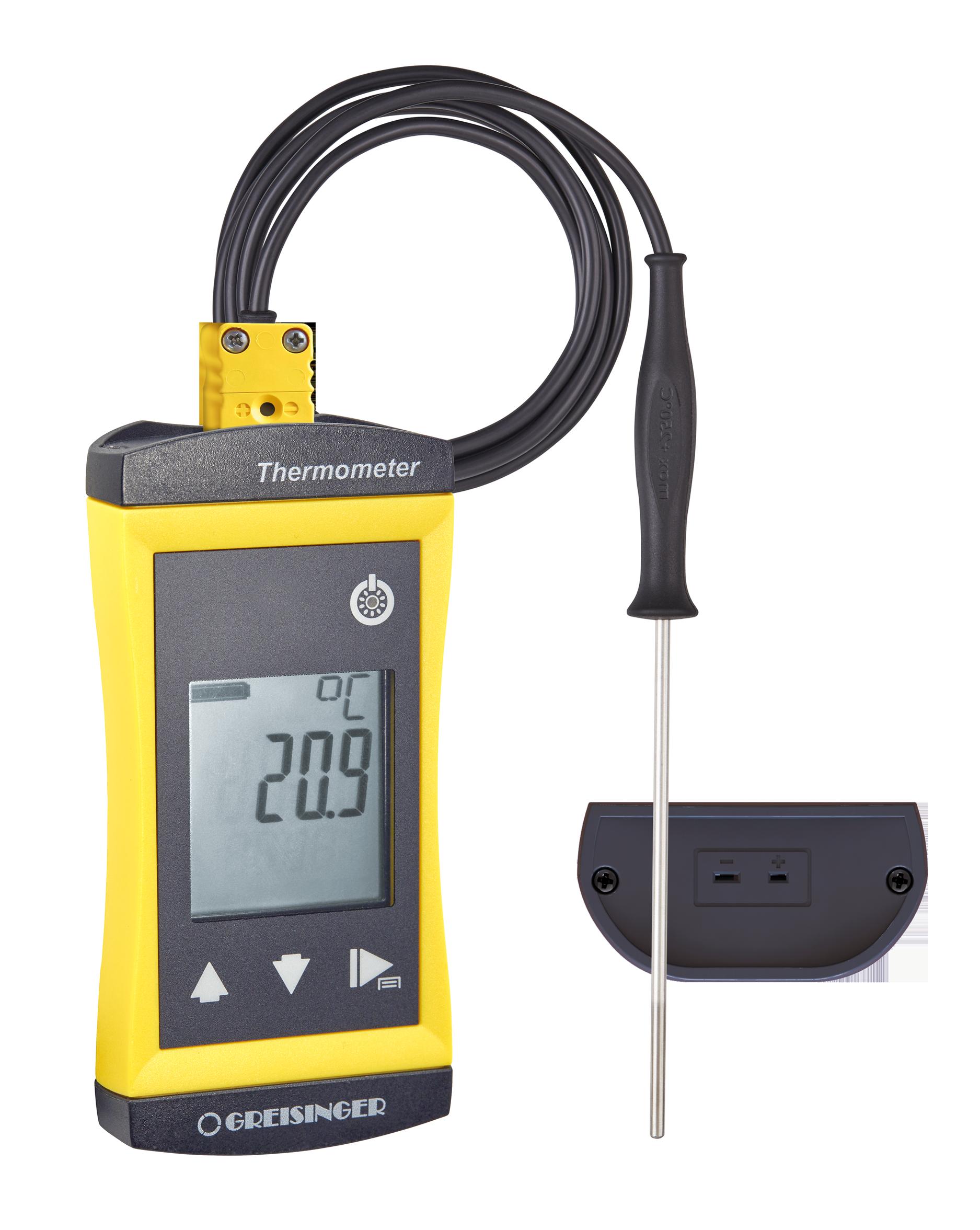 Thermoelement-Sekundenthermometer