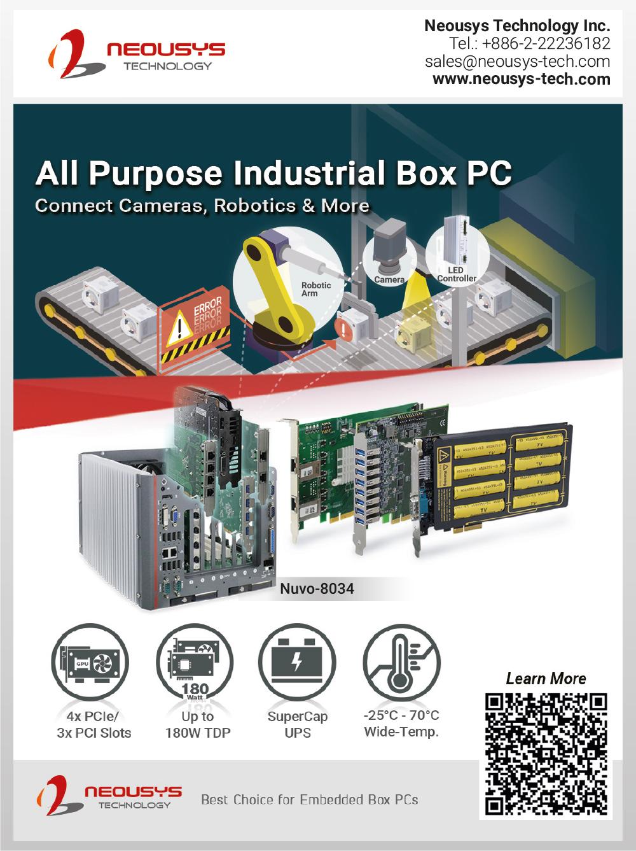 Produktübersicht – NEOUSYS Technology Inc.