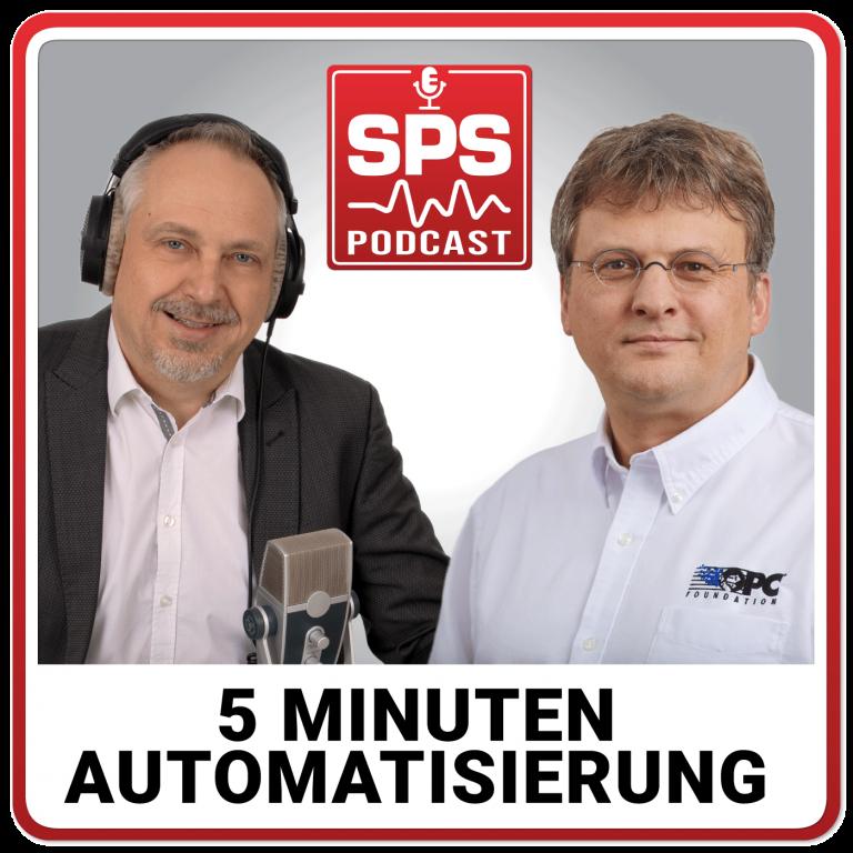 OPC UA und mehr – Stefan Hoppe, Präsident der OPC Foundation in 5 Minuten Automatisierung