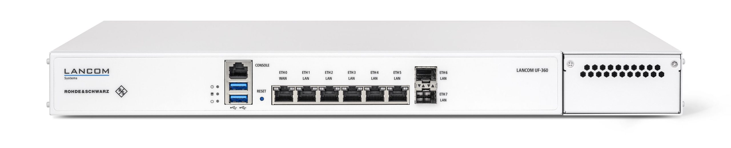 Firewall mit SSL Inspection