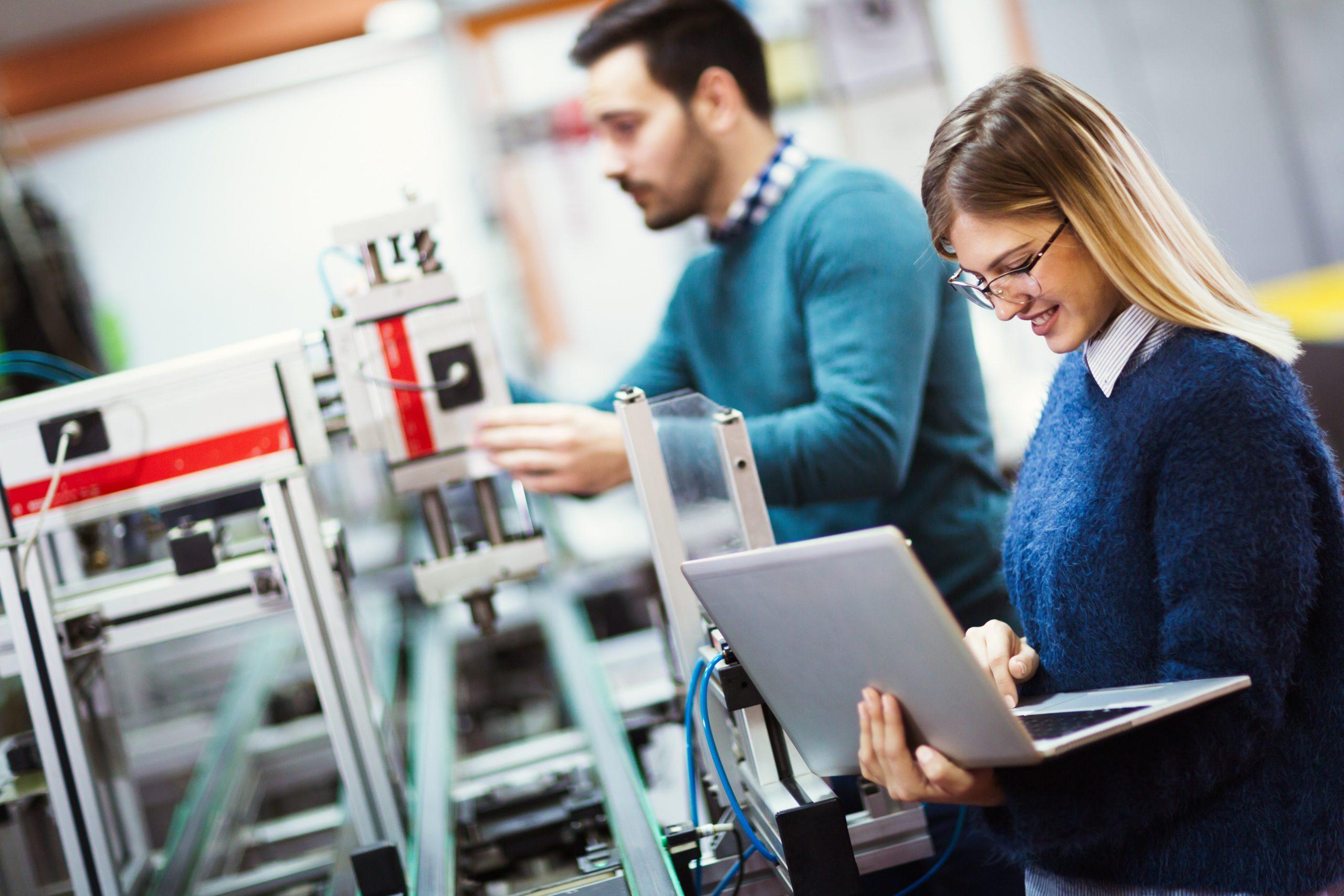 Mehr Industrie-4.0-Themen in der Weiterbildung