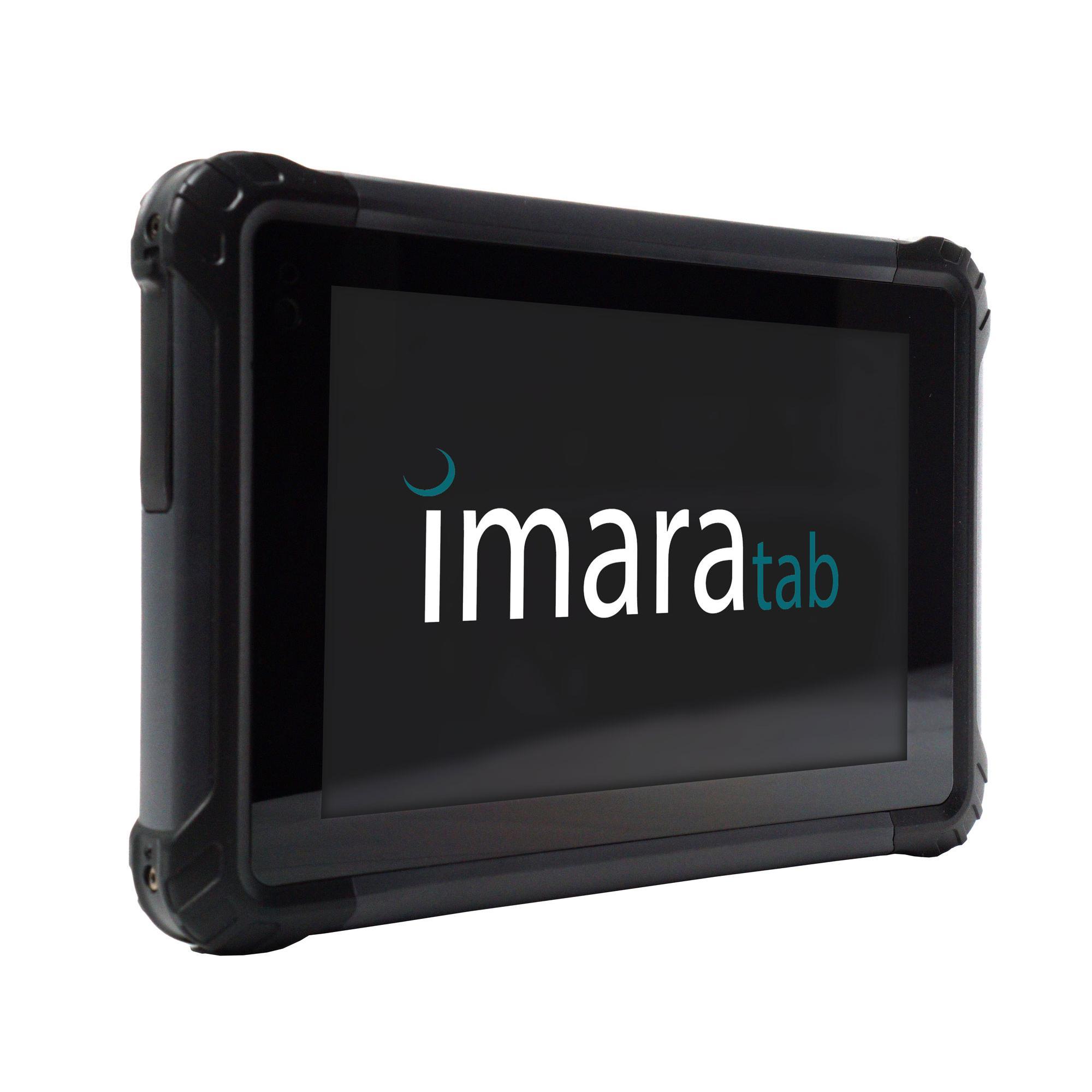 Industrie-Tablet in IP67/68