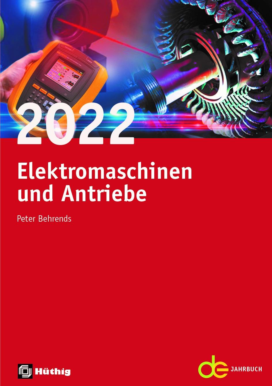 Elektromaschinen und Antriebe 2022