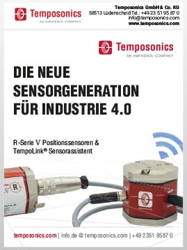 Produktübersicht – Temposonics GmbH & Co. KG