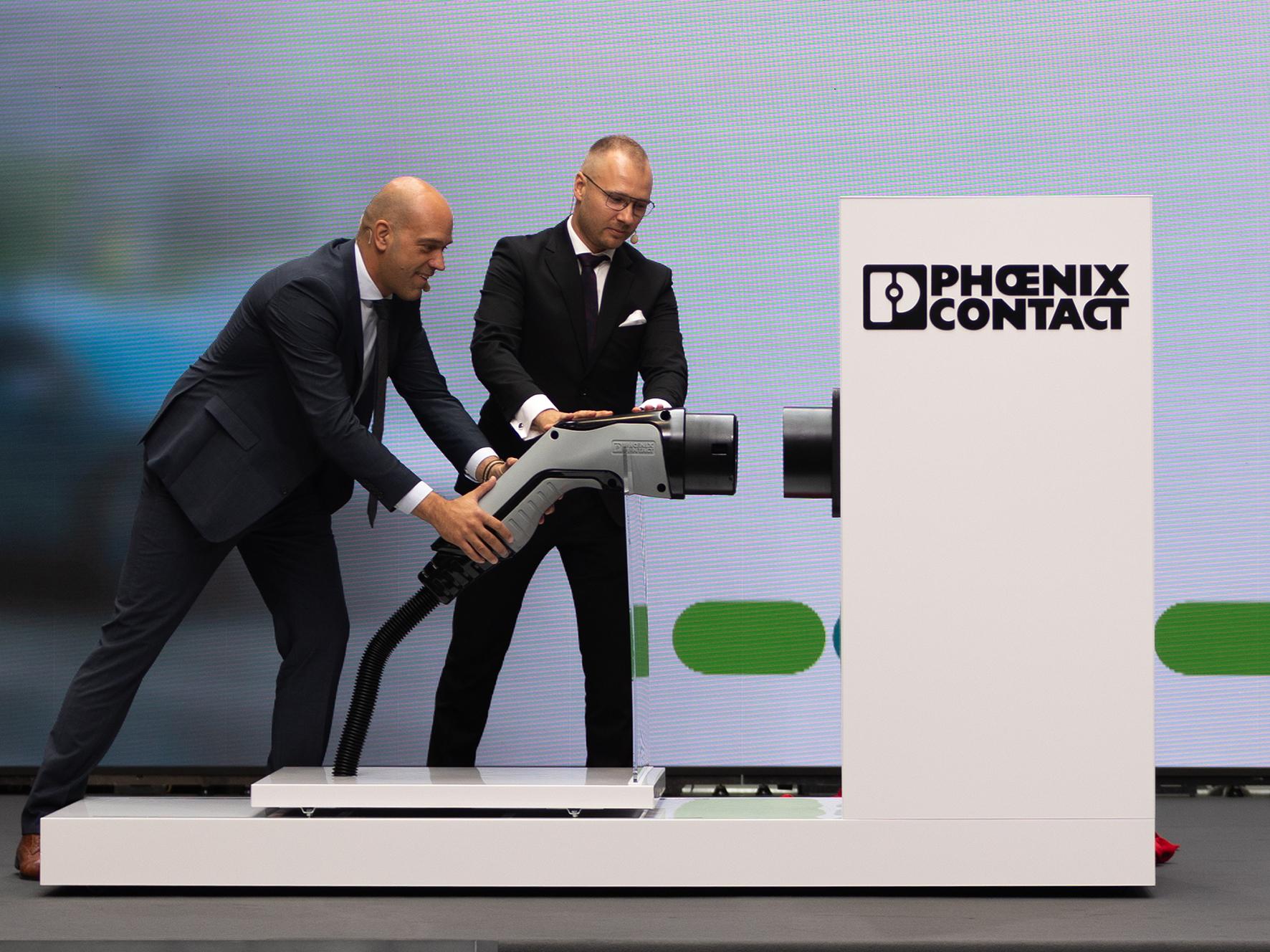Phoenix Contact eröffnet E-Mobility-Werk in Polen
