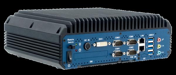 Störsichere  Embedded-Box-PCs