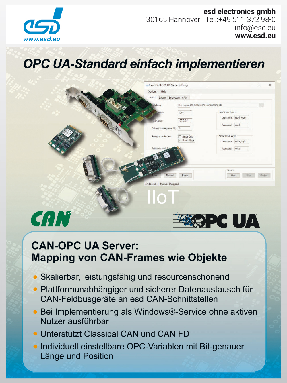 Produktübersicht – esd electronics GmbH