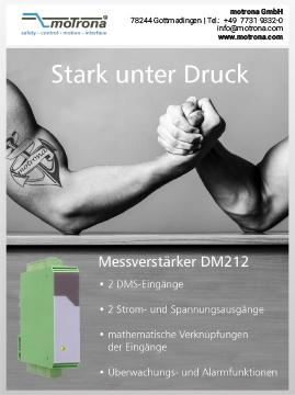 Produktübersicht – motrona GmbH