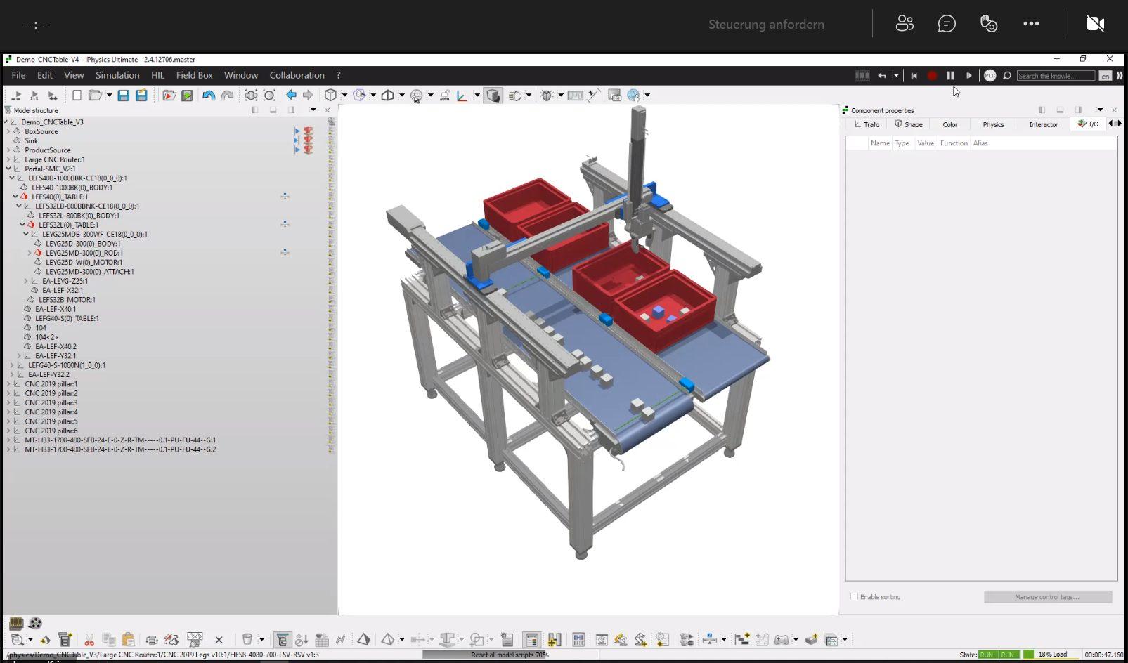 5. Simulation Day von Machineering