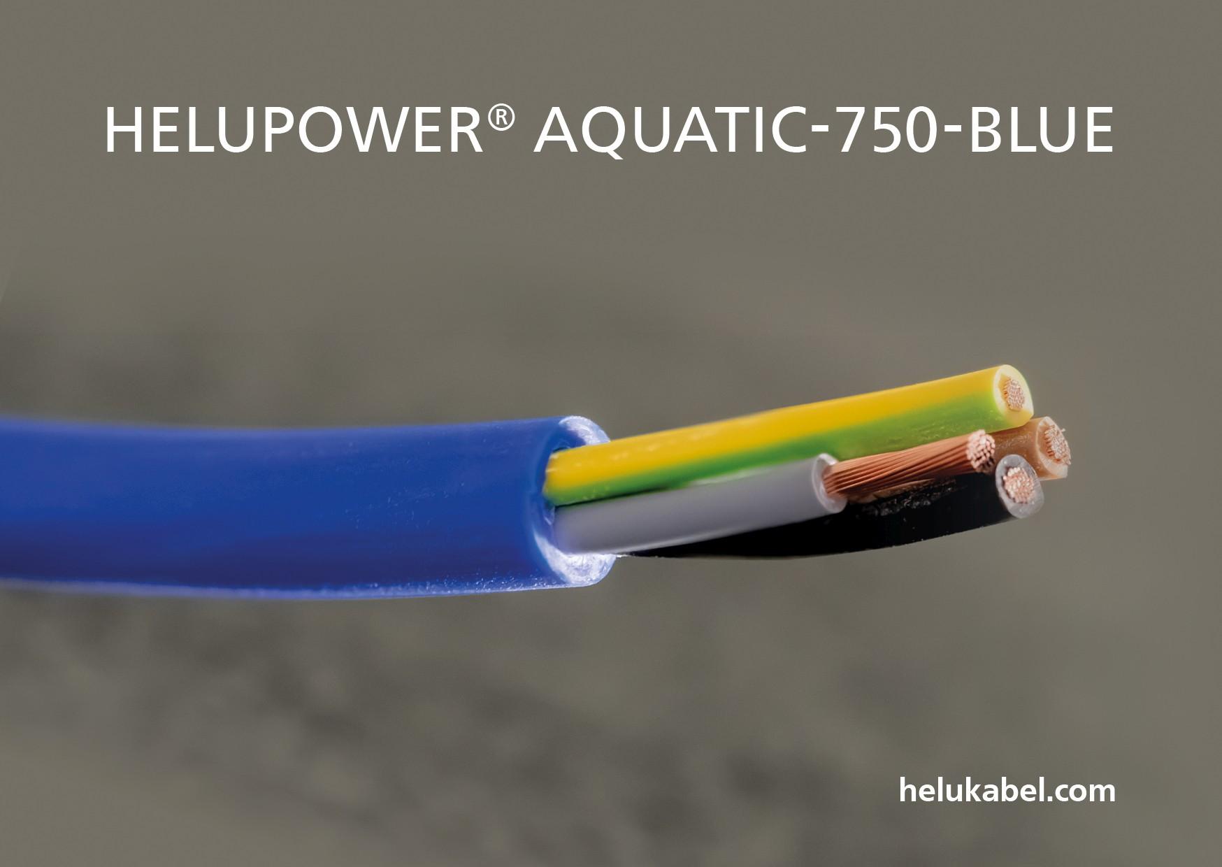 Wasserresistente Kabel bis 600m Tiefe